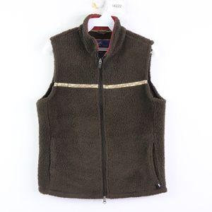 Horny Toad Womens Medium Deep PIle Fleece Vest
